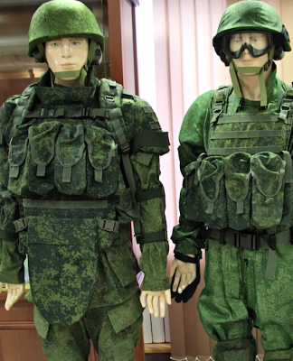 ПЕРМЯЧКА - Боевой защитный комплект