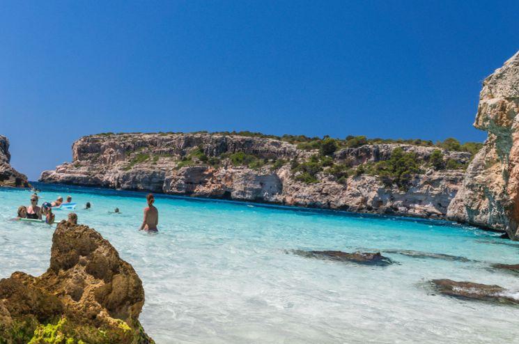 остров Мальорка - это живописный рай
