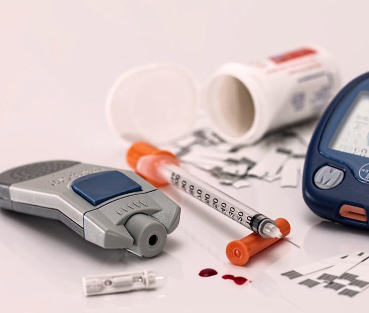 контроль уровня сахара в крови