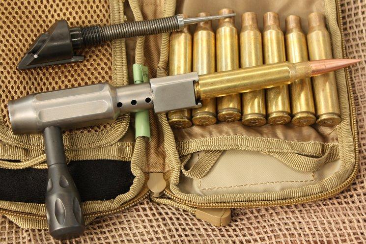 Патроны калибра .408 Cheyenne Tactical
