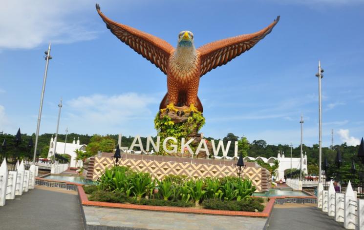 Куах – столица острова Лангкави