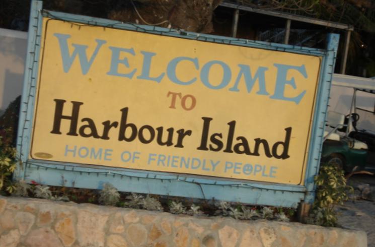 Остров Харбор