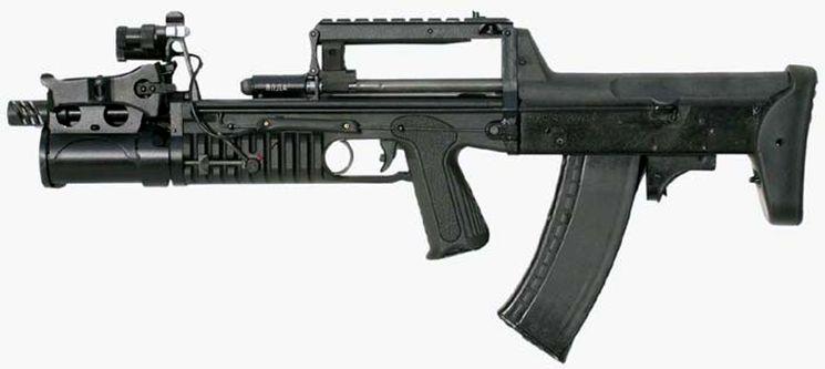 Специальный автомат АДС на вооружении спецподразделений России