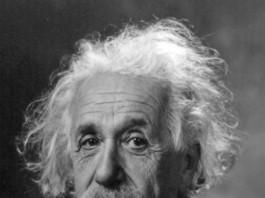 Альберт Эйнштейн автор теории относительности