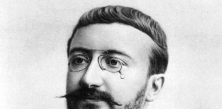 Альфред Бине - автор первого теста на IQ (Alfred Binet)