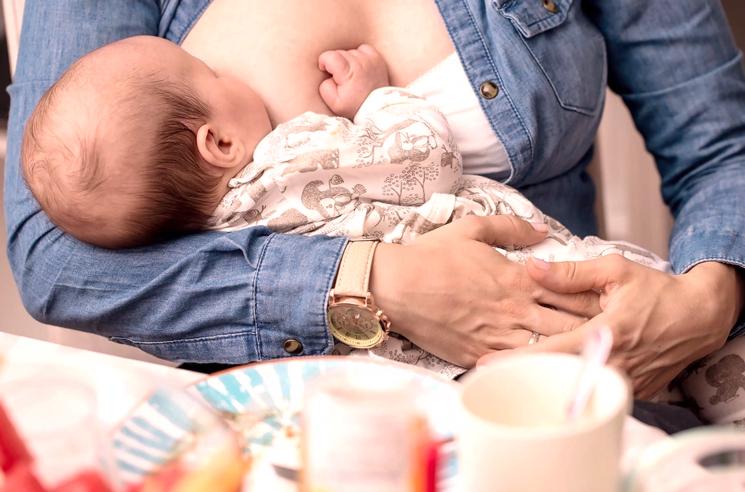 Попадание алкоголя через грудное молоко