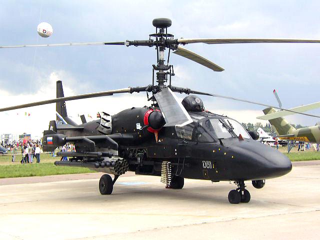 основная ударная сила ВМС РФ ка-52 аллигатор