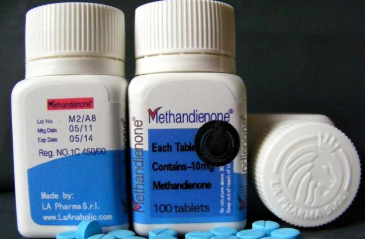 Анаболические стероиды и спортивная фармакология