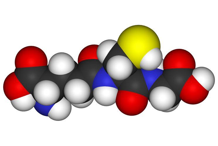 Глутатион - трипептид γ-глутамилцистеинилглицин - антиоксидант