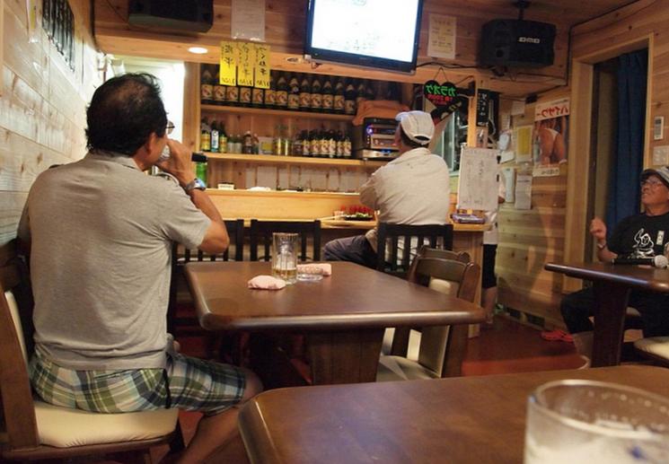Чем живут местные на Аогашима