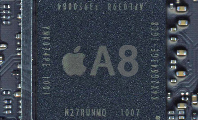 Процессор А8