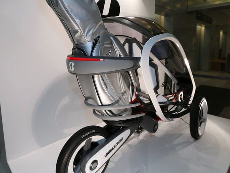 Bridgestone's electric trike