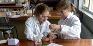 Подборка интересных химических опытов