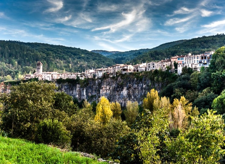 Кастельфульит-де-ла-Рока в Испании