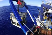 Корабль Deep Ocean Search обнаружил и поднял клад серебряных монет