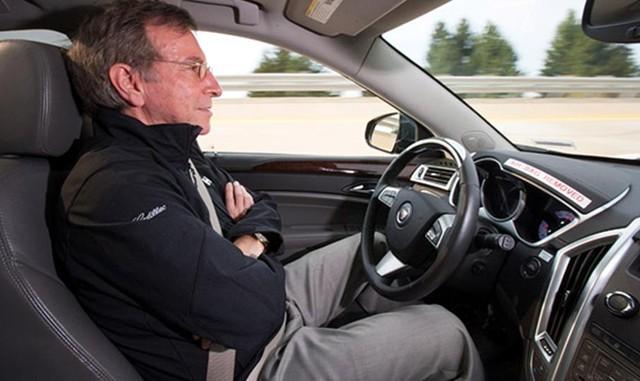 Умный круиз контроль от Cadillac