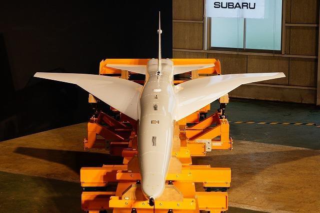 прототип сверхзвукового самолета d-send