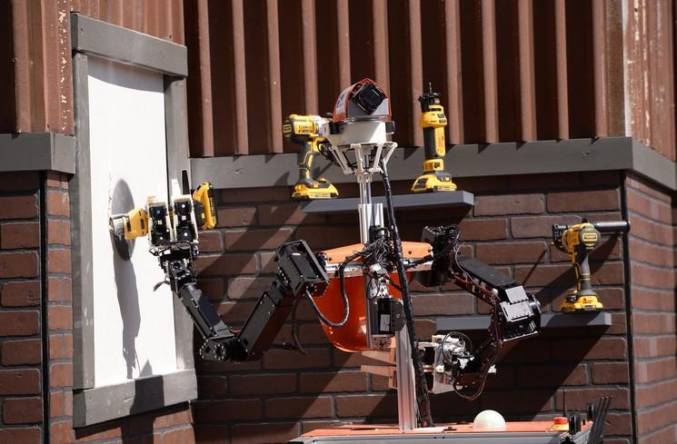 Итоги и перспективы DARPA Robotics
