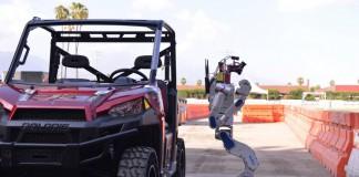 Фторой этап DARPA Robotics