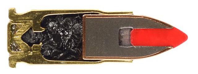 Пистолетный патрон 9×22мм с полуоболочечной экспансивной пулей