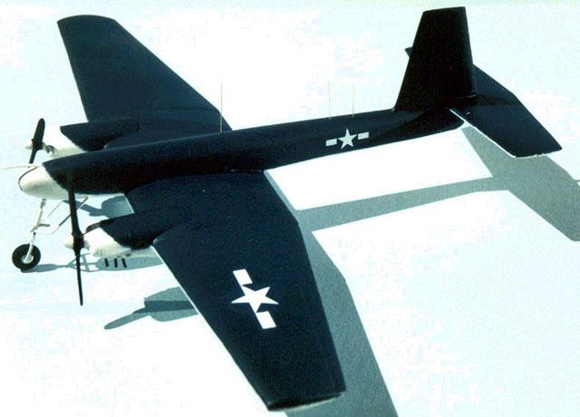 Модель американского Interstate TDR-1