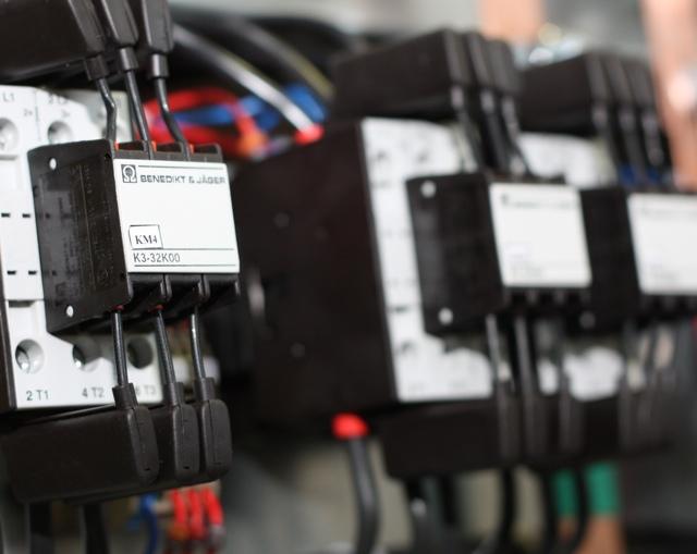 Промышленный электрощит