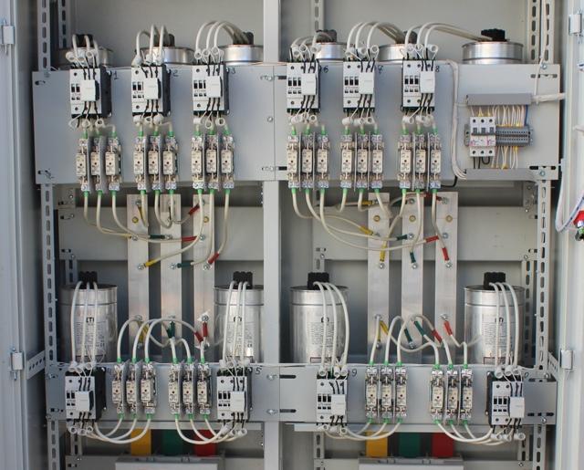 Промышленный электрический щит