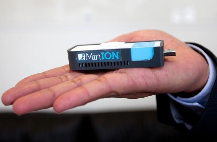 USB дешифратор ДНК