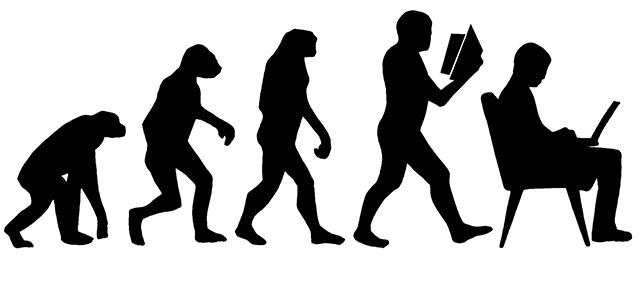 Эволюционный процесс для человека