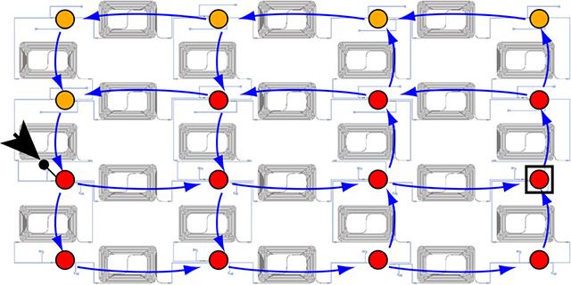 16 узлов фотонного чипа