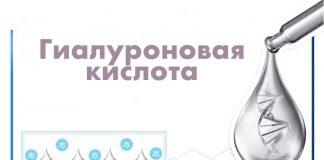 Гиалуроновая кислота - применение в косметологии и медицине