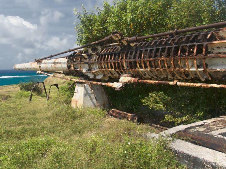 Американско-канадский проект дальнобойного орудия HARP