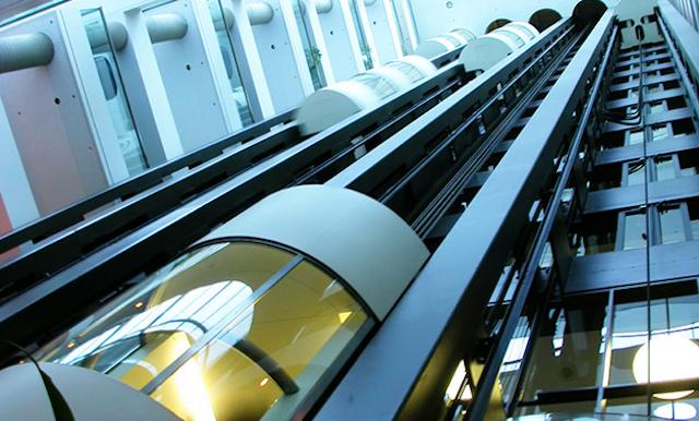 Самые бустрые лифты Hitachi
