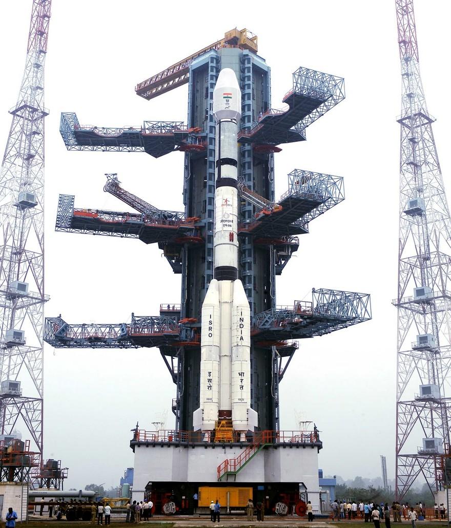 Индиский космодром