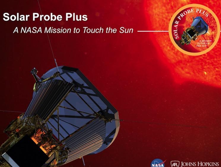 Изучение солнечной системы с помощью Зонда Паркера