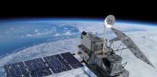 Метеоспутник GPM