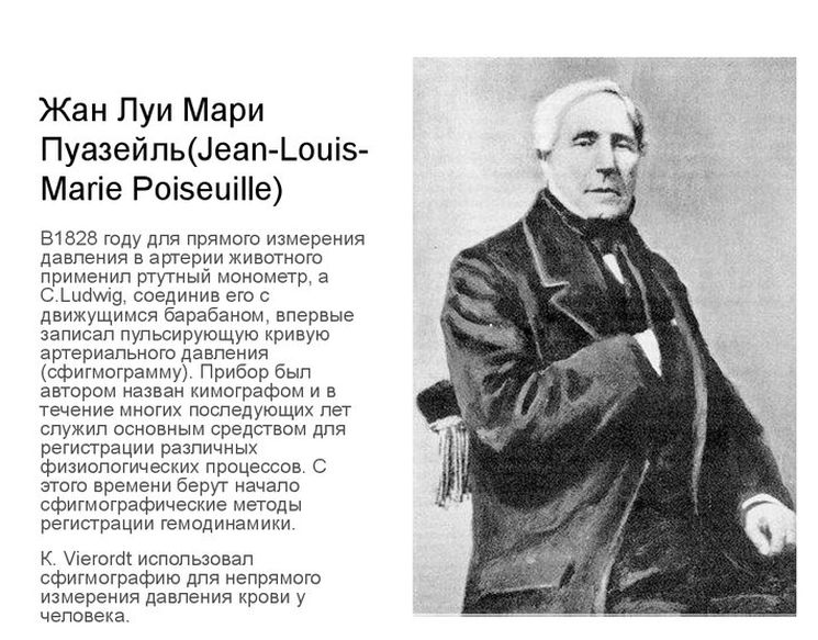 Врач Жан Луи Пуазёйль
