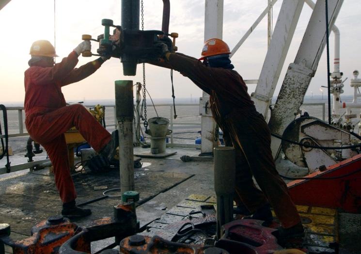 Как добывают нефть