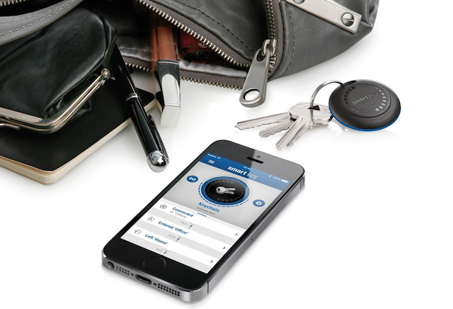 Keyfinder и смартфон