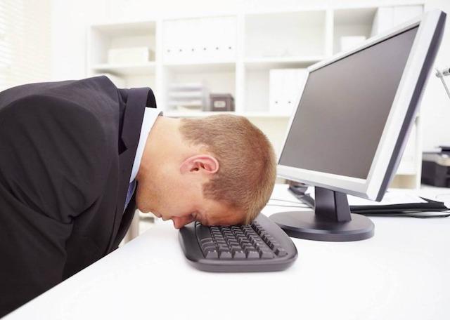 Недосып вреден для организма