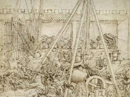 Изобретения Леонардо да Винчи в военной отрасли