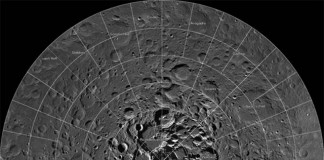 Северный полюс Луны