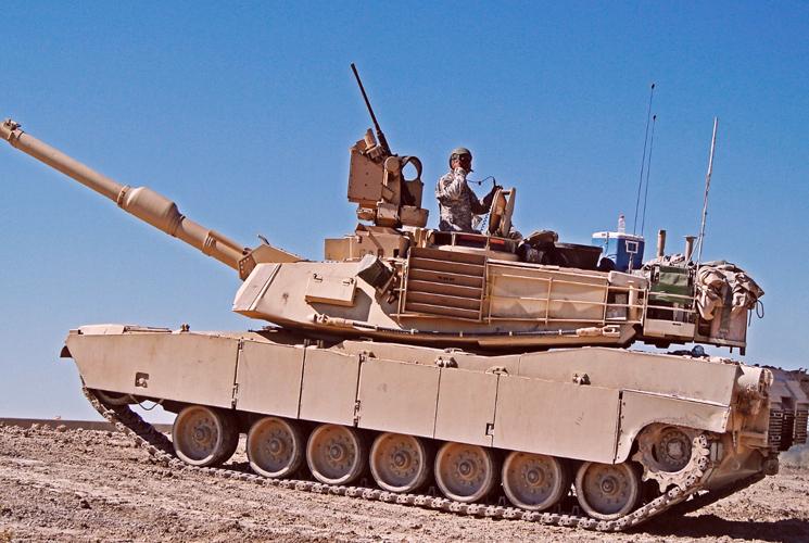 M1A2 Абрамс