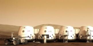 Mars One - Экспедиция людей на Марс