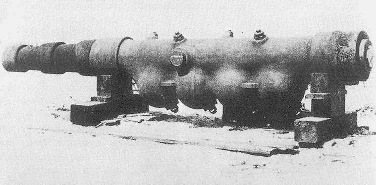 Многокаморная пушка Лаймана-Хаскеля