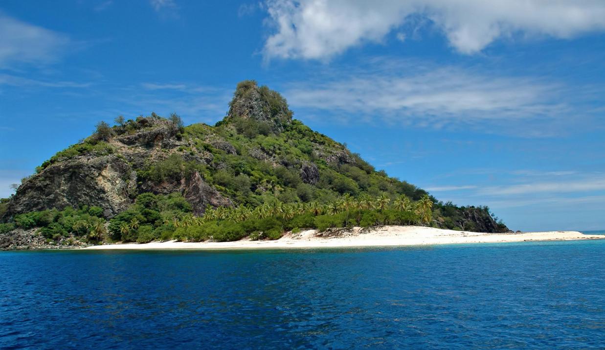 Как добраться до острова Монурики в Фиджи
