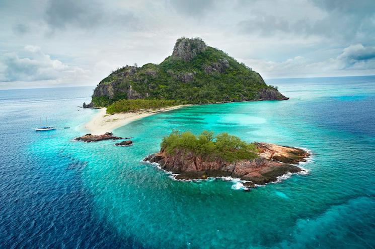 необитаемый остров Монурики