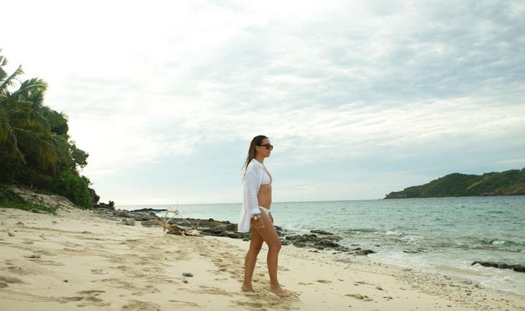 романтический отдых на острове Монурики
