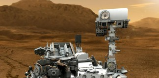 Новый марсоход NASA