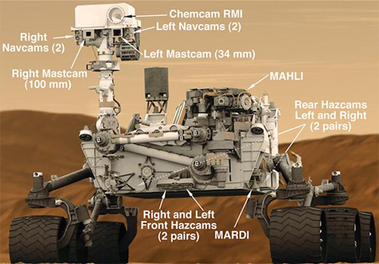 Новый марсоход готов покорить красную планету